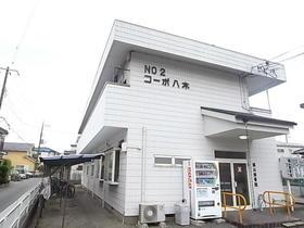 コーポ八木 No.2外観写真