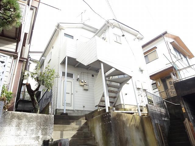 YMコーポ宮崎台外観写真