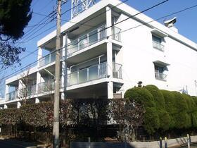 上野毛リッツハウスC館外観写真