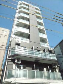 リヴシティ上野入谷外観写真