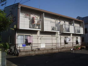 コーポ富士(国分寺市)外観写真
