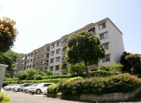 西部郊外マンション湘南鷹取台G棟外観写真