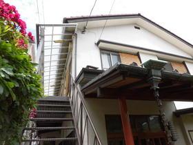 秋山アパート外観写真