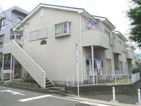 サンプラザ荏子田外観写真