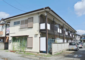 新倉コーポ外観写真