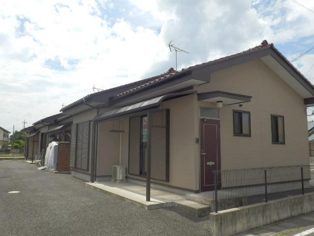 篠原住宅(藤塚)外観写真