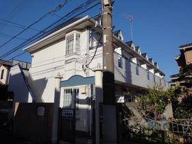 薬円台グリーンコーポ外観写真