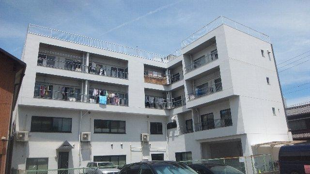 名城マンション外観写真