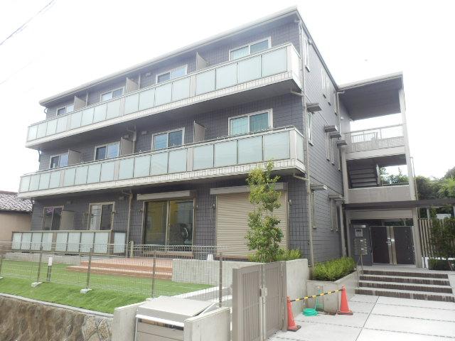 シャンティ二俣川外観写真