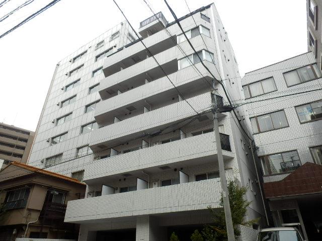 MITEZZA大森Ⅱ外観写真