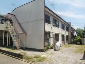 第1坂上荘外観写真
