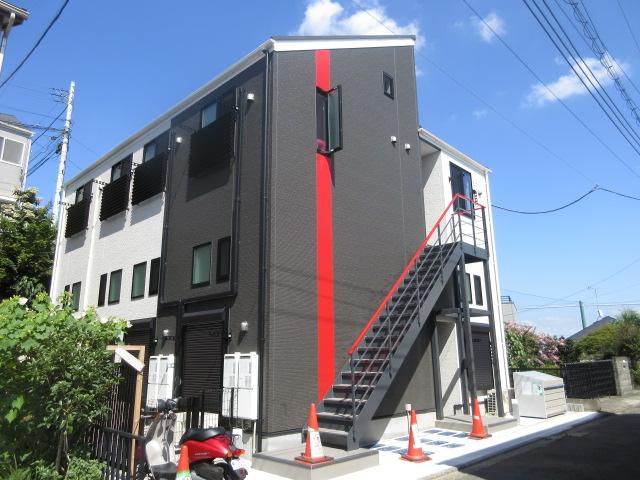 カパルアガーデン横浜反町外観写真