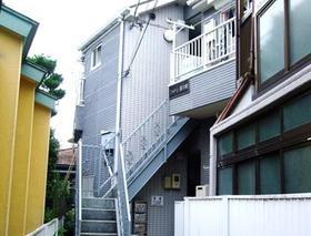 シャトレ新川崎外観写真