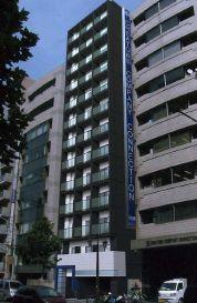 HF東新宿レジデンス外観写真