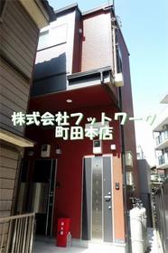 (仮)川崎大師新築アパート外観写真