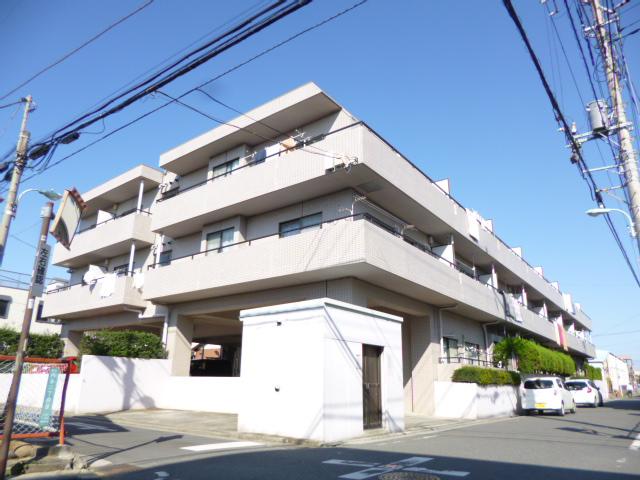 グリーンガーデン武蔵浦和外観写真