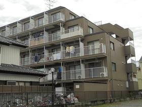 上福岡第2マンション外観写真