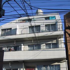 第二中央マンション外観写真