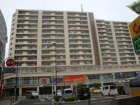 鶴瀬西口サンライトマンション外観写真