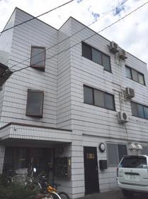 狭山サンホワイトマンション外観写真