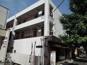 グリーンハイツ宮崎台外観写真