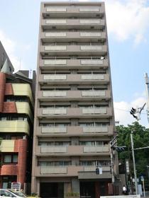 プライムアーバン早稲田(旧アクロス早稲田)外観写真