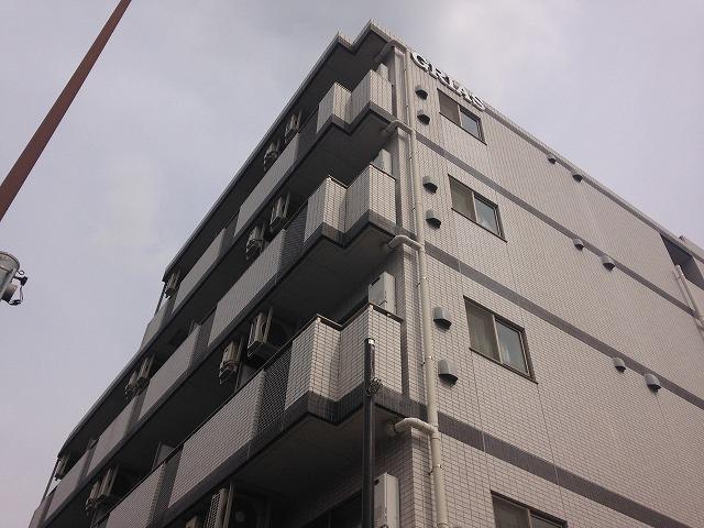 グリアス横浜・三ツ沢公園外観写真