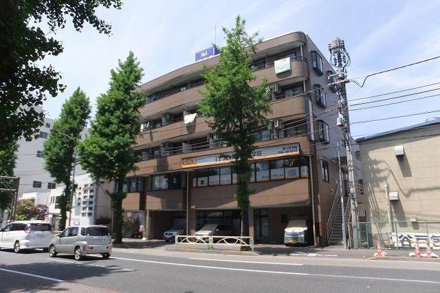 グローイングシティー大和田外観写真