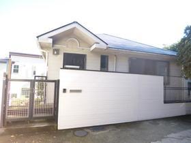 上野テラスハウス外観写真