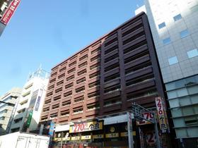 新宿ダイカンプラザA館外観写真