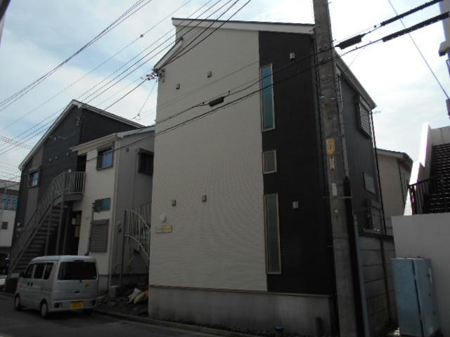 アクロスアヴェニュー汐入B棟外観写真
