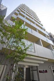 レジディア新宿イーストIII外観写真