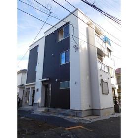 中野区弥生町計画3階外観写真