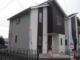 白糸台住宅外観写真