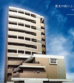 ライジングコート京都西院フロンティアⅡ外観写真