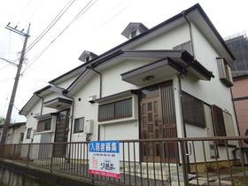 鈴木テラスハウス外観写真