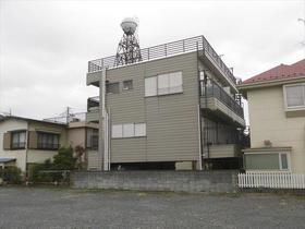 島田アパート外観写真