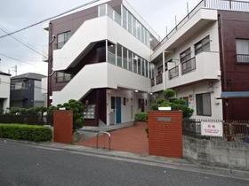 竹ノ塚マンション外観写真