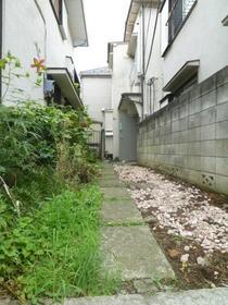カラフルアパートメント高田馬場外観写真