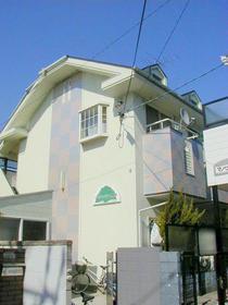 リンデンバウム堀井外観写真