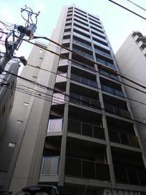 クレイシア新宿外観写真