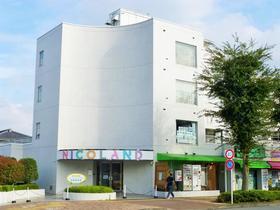 内田マンション外観写真