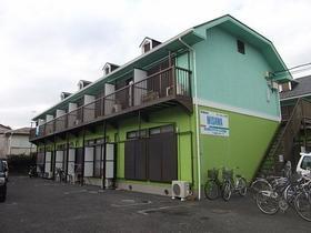 サン・フォレットB外観写真