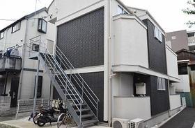 GH鶴見市場アパートメント外観写真
