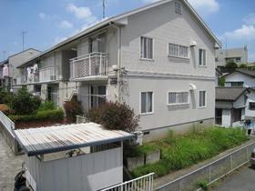 桂台コートハウスE外観写真