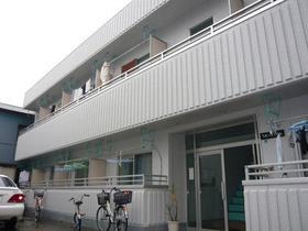 ウォンザハイムB棟外観写真