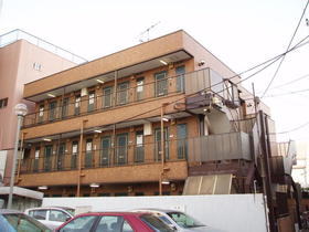ツインパレス新高円寺外観写真
