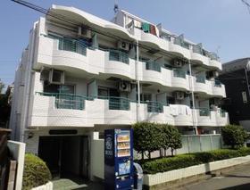 ハイタウン大倉山No.1外観写真