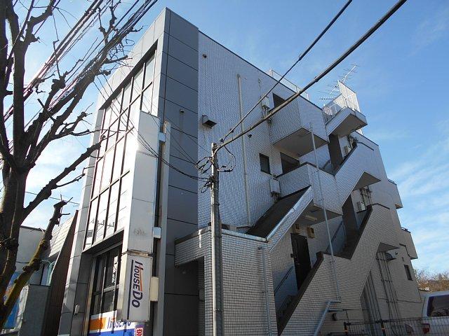 横山マンション外観写真