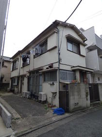 高田アパート外観写真